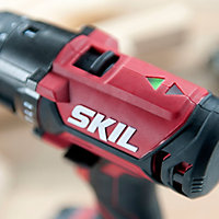 Skil Cordless 20V 2Ah Lithium-ion Brushed Combi drill 1 battery CD1U3005GA
