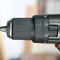 Skil Cordless 20V 2Ah Lithium-ion Brushed Combi drill 1 battery CD1U3005GA