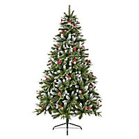 8ft New Jersey Spruce Artificial Christmas tree