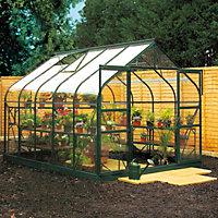 8x12 Apex Greenhouse