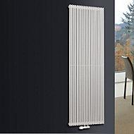 Ximax Triton Vertical Designer radiator Anthracite (H)1800 mm (W)600 mm