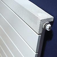 Ximax Viola Vertical Radiator White (H)650 mm (W)500 mm