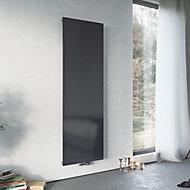 Ximax Vertiplan Vertical Designer radiator Anthracite (H)1800 mm (W)600 mm