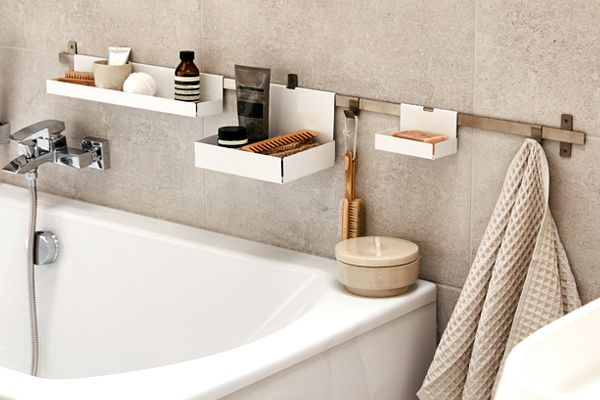 GoodHome Amantea Bathroom Accessories