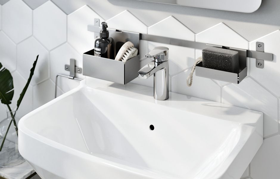 GoodHome Amantea bathroom accessories range