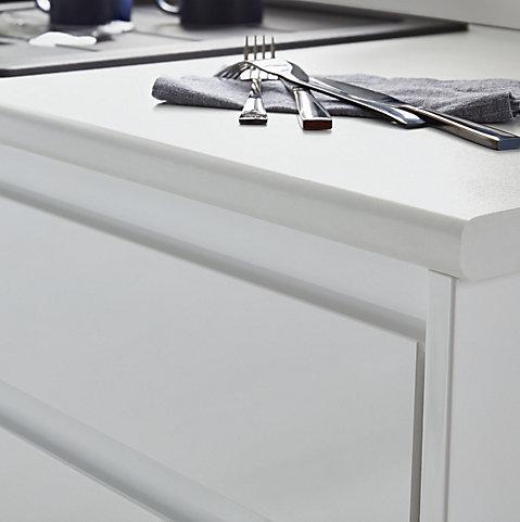 b&q handle less kitchen
