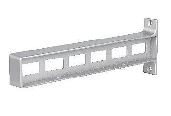 Floating shelf brackets