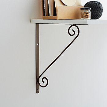 Decorative metal Antik brackets
