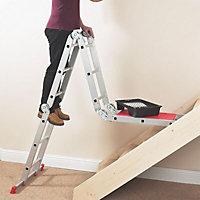 Abru 12 tread Combination Ladder
