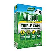 Aftercut Triple care Lawn treatment 150m² 5.25kg