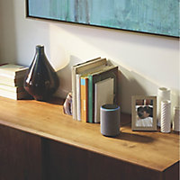 Amazon Echo Voice assistant, Heather grey