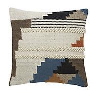 Ambre Rug loop Multicolour Cushion (L)50cm x (W)50cm