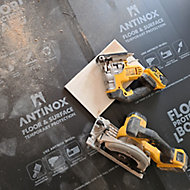 Antinox Reusable Protective cushioned sheet, (L)1.2m
