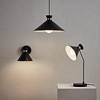 Apennin Matt Black Pendant ceiling light