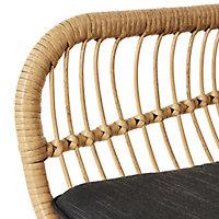 Apolima Rattan effect Armchair