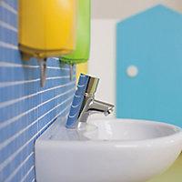 Armitage Shanks Avon 21 Self-closing tap, Pack of 2