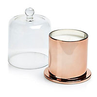 Aromatic fig Cloche candle Medium