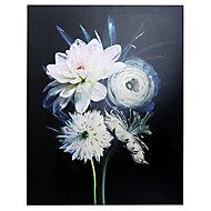 Arthouse Spring bouquet Multicolour Canvas art (H)900mm (W)700mm