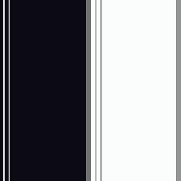 Arthouse Vintage Eton Black Stripes