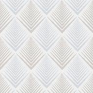 As Creation Pop colours Cream & grey Geometric Glitter effect Textured Wallpaper