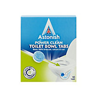 Astonish Power clean Toilet Bathroom Household cleaner, 290g