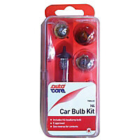 Autocare AC1668 12V Halogen Yellow Spare bulb kit