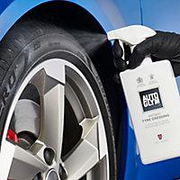Autoglym Instant Tyre dressing, 500ml Bottle