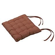 Autumn leaf Plain Seat pad