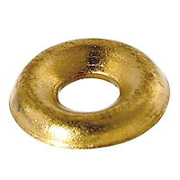 AVF M3.5 Brass Screw cup Washer, Pack of 25
