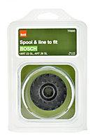 B&Q Line trimmer spool & line