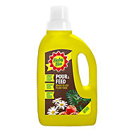 Baby Bio Pour & feed Liquid Plant feed 1000ml
