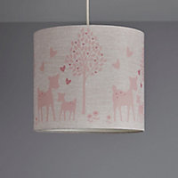 Baby Colours Little deer Pink Light shade (D)250mm