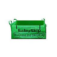 Babyskip Heavy duty Green Rubble bag, 1146.83L 1500kg