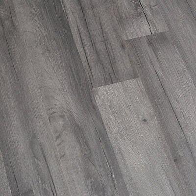 Bairnsdale Dark Grey Oak Effect, Dark Grey Laminate Flooring