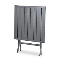Batang Metal 2 seater Table & chair set