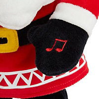 Battery-powered Dancing & singing Santa