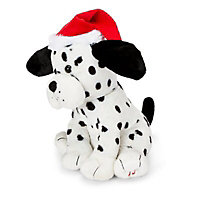 Battery-powered Flapping ear, body swinging & sings Dalmation