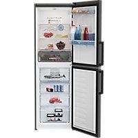 Beko CFP3691DVG 50:50 Graphite Freestanding Fridge freezer