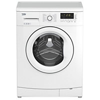 Beko WMB71233W White Freestanding Washing machine