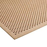 Berkshire MDF Screening panel (L)1.83m (W)0.61m (T)6mm