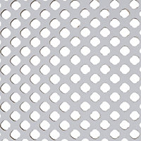Berkshire White MDF Screening panel (L)1.83m (W)0.61m (T)6mm