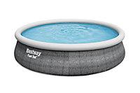 Bestway Fast set PVC Pool 1.07m