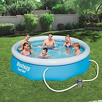 Bestway Fast set PVC Pool 3.05m x 0.76m