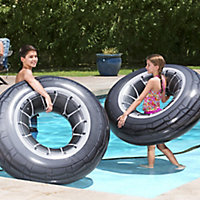Bestway High velocity Inflatable pool ring