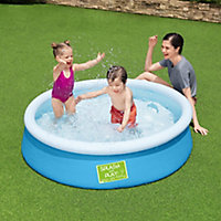 Bestway My first fast set PVC Family fun pool 1.52m x 0.38m