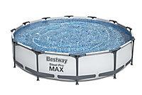 Bestway Steel pro max PVC Family swimming pool 3.66m x 0.76m