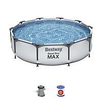 Bestway Steel pro max PVC Pool 3.05m x 0.76m