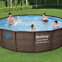 Bestway Swim vista PVC Pool 4.5m x 1.22m