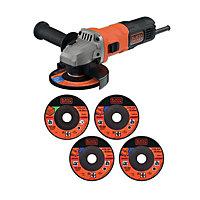 Black & Decker 710W Corded Angle grinder