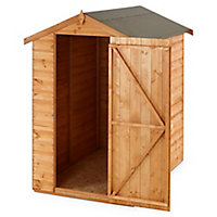 Blooma 6x4 Apex Shiplap Shed